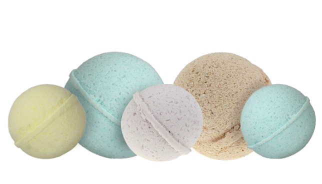 Bath Bombs | Live Green Hemp