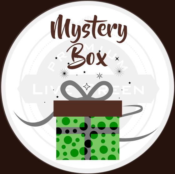 Mystery box | Livegreenhemp