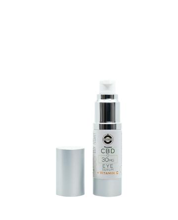 CBD Eye / Face Serum 30mg | Live Green Hemp