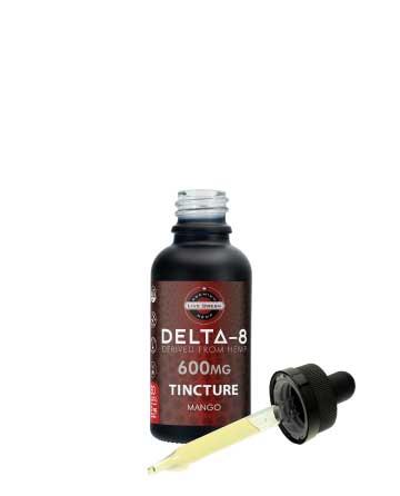 Delta 8 MCT Oil Tincture 30ml | Live Green Hemp