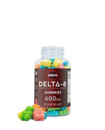 Delta 8 Gummy   Live Green Hemp