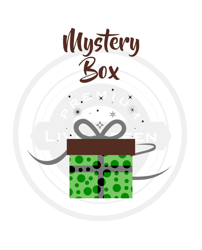 Live Green Mystery Box | Live Green Hemp
