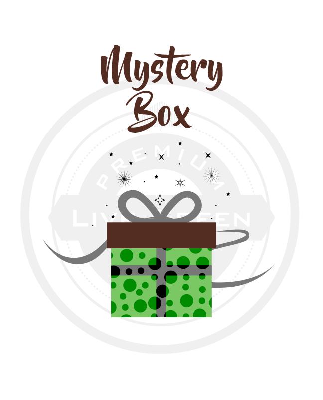 Live Green Mystery Box $50